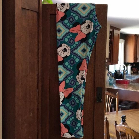 LuLaRoe Pants - LuLaRoe Leggings Disney collection